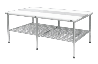 Double stage table