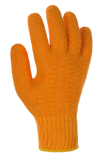 "POLYESTER Strickglove ""Criss-​Cross"""