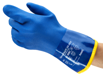 Freezer glove COLD