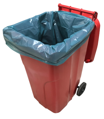Garbage bags 240 litre
