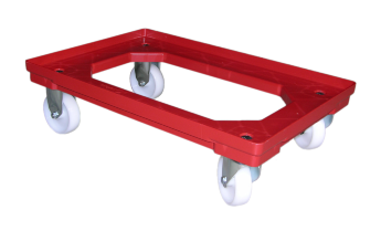 Transport Troleys with 2 steering-​ and block rolers