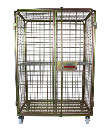 Meat rollcage, anti-​theft using