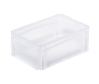 Euro container basicline BL32H2 translucent