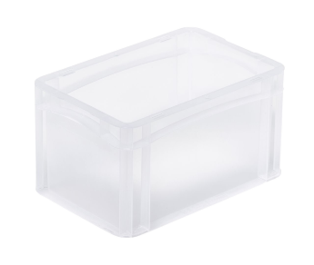 Euro container basicline BL32H3 translucent