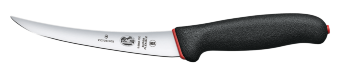Fibrox Dual Grip , Boning knife 15 cm, curved, super flexible, narrow
